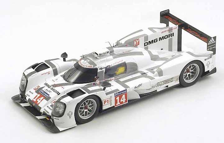 Spark Model 18s145 Porsche 919 Hybrid 14 Porsche Team Romain Dumas