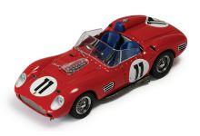 """IXO Models LM1960 Ferrari TR60 #11 """"Olivier Gendebien - Paul Frère"""" 1st pl. Le Mans 1960"""