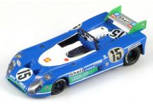 IXO Models LM1972 Matra MS670 #15 'Graham Hill - Henri Pescarolo' winner Le Mans 1972
