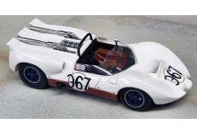 Marsh Models MM207 Chaparral 2 #367 'Roger Penske' 3rd pl Laguna Seca 1964