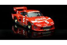 TrueScale Miniatures TSM09433 Porsche 935 K3 #5 Coca Cola 'Bob Akin - Derek Bell - Craig Siebert' 2nd pl 24 hrs of Daytona 1982