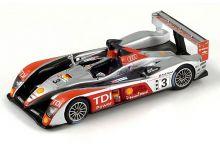 Spark Model S0683 Audi R10 TDI #3 'Lucas Luhr - Alexandre Premat - Mike Rockenfeller' Le Mans 2007