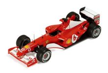 "IXO Models SF14/03 Ferrari F2003 #1 ""Michael Schumacher"" 1st pl. US Grand Prix & F1 World Champion 2003"