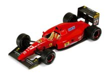 "IXO Models SF18/92 Ferrari F92A #27 ""Jean Alesi"" French GP 1992"