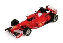 "IXO Models SF26/98 Ferrari F300 #3 ""Michael Schumacher"" 3rd pl. Grand Prix of Spain 1998"