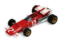 "IXO Models SF27/70 Ferrari 312B #12 ""Jacky Ickx"" winner Grand Prix Austria at Zeltweg 1970"