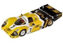 Slot.It SICW07 Porsche 956 NewMan #7 'Klaus Ludwig - John Winter - Paolo Barilla' winner Le Mans 1985