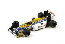 "Spark Model 18S118 Williams Ford FW11B ""Nelson Piquet"" F1 World Champion 1987"