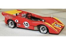 "Marsh Models MM258B12 McLaren M8D #12 ""Bob Bondurant"" Can-Am 1971"
