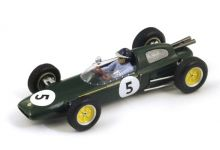 "Spark Model S2137 Lotus 24 #5 ""Jim Clark"" Winner BARC 200 Aintree 1962"