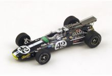 "Spark Model S4258 Eagle Mk4 #42 ""Denny Hulme"" 4th pl Indy 500 1968"