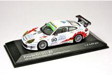 "Minichamps 400046980 Porsche 911 GT3-RS #90 T2M Motorsport ""Vanina Ickx - Thierry Rabineau - Christophe Tinseau"" 1000 Km Spa 2004"