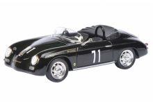 "Schuco 450883900 Porsche 356 #71 ""Steve McQueen"" Class Winner Santa Barbara 1959"