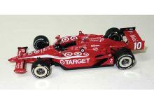 "Formula Models FM37 Dallara Honda IR-05 #10 ""Dario Franchitti"" Winner Indy 500 2010"