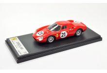 "Looksmart Models LSLM017 Ferrari 250LM #21 N.A.R.T. ""Masten Gregory - Jochen Rindt"" Winner Le Mans 1965"