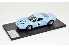 "Marsh Models MM271B44 Ford GT40 Ford English Racing Ltd. #44 ""Chris Amon - Innes Ireland"" 5th pl Spa 1000 Km 1966"