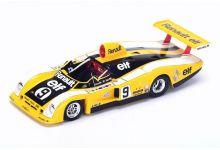 "Spark Model S1555 Renault-Alpine A442 #9 ""Jean-Pierre Jabouille - Derek Bell"" Le Mans 1977"
