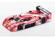 "Spark Model S2385 Toyota TS020 GT-One #27 ""Keiichi Tsuchiya - Ukyo Katayama - Toshio Suzuki"" 9th pl Le Mans 1998"