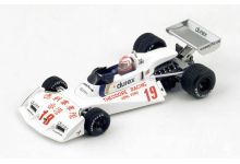 "Spark Model S4013 Surtees TS19 #19 ""Alan Jones"" 4th pl Japanese Grand Prix 1976"