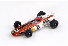"Spark Model S4257 Eagle Mk3 #6 ""Bobby Unser"" 6th pl Indy 500 1967"