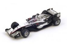 "Spark Model S4304 McLaren MP4-20 #10 West ""Juan-Pablo Montoya"" Winner British GP 2005"