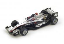 "Spark Model S4363 McLaren MP4-20 #9 ""Kimi Raikkonen"" Winner Monaco Grand Prix 2005"