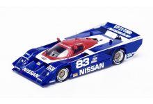 "Spark Model 43SE89 Nissan GTP ZXT #83 ""Geoff Brabham - Chip Robinson - Arie Luyendyk"" Winner 12hrs of Sebring 1989"