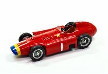 "IXO Models SF01/56 Ferrari D50 #1 ""Juan Manuel Fangio"" 1st pl. GP Nurburgring & F1 World Champion 1956"