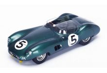 Spark Model 18LM59 Aston Martin DBR1 #5 'Roy Salvadori - Carroll Shelby' winner Le Mans 1959