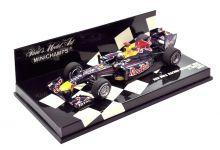 Minichamps 410100005 Red Bull Racing Renault RB6 'Sebastian Vettel' F1 World Champion 2010