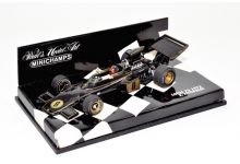 Minichamps 430720008 Lotus 72 'Emerson Fittipaldi' F1 World Champion 1972