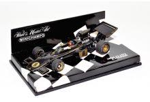 Minichamps 430720008 Lotus 72 'Emerson Fittipaldi' F1 World Champion 1972