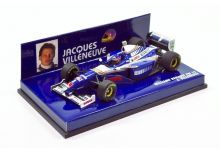 "Minichamps 430970003 Williams Renault FW19 ""Jacques Villenueve"" F1 World Champion 1997"