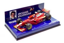 Minichamps 430980001 Williams FW20 'Jacques Villeneuve' Mecachrome / Veltins F1 World Champion 1997