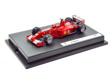 "Mattel 50213 Ferrari F2001 ""Michael Schumacher"" F1 World Champion 2001"
