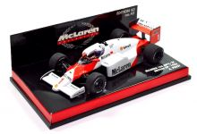 Minichamps 530864301 McLaren MP4/2C 'Alain Prost' F1 World Champion 1986