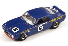 "Spark Model S2601 Chevrolet Camaro Sunoco Penske #6 ""Mark Donohue"" Trans-Am Champion 1968"