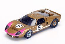 Spark Model S4076 Ford GT Mk II #5 'Ronnie Bucknum - Dick Hutcherson' 3rd pl Le Mans 1966