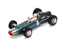 Spark Model S4249 BRM P261 #6 'Piers Courage' Grand Prix of Monaco 1967
