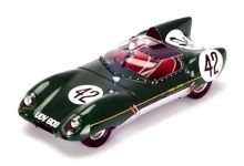Spark Model S4400 Lotus XI #42 'Robert Walshaw - John Dalton' 13th pl Le Mans 1957