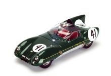 Spark Model S4401 Lotus XI #41 'André Héchard - Roger Masson' 16th pl Le Mans 1957