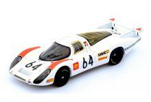 Spark Model S4746 Porsche 908 #64 'Gérard Larrousse - Hans Herrmann' 2nd pl Le Mans 1969