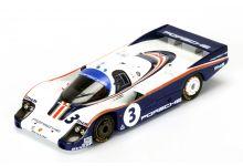 Spark Model S4757 Porsche 956 #3 Rothmans 'Hurley Haywood - Al Holbert - Jürgen Barth' 3rd pl Le Mans 1982