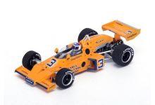 "Spark Model 43IN74 McLaren M16C/D #3 ""Johnny Rutherford"" 1st pl Indy 500 1974"