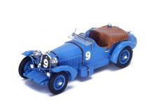 Spark Model 43LM34 Alfa Romeo 8C 2300 #9 'Luigi Chinetti - Philippe Etancelin' winner Le Mans 1934