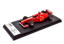 BBR Models BG151 Ferrari F300 #4 'Eddie Irvine' 3rd pl Grand Prix of Argentina 1998
