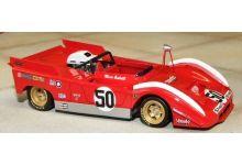 """Marsh Models MM261 Ferrari 712M #50 """"Mario Andretti"""" Can-Am 1971"""