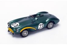 Spark Model S2420 Aston Martin DB3 S #23 'Peter Collins - Paul Frére' 2nd pl Le Mans 1955