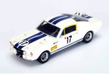 "park Model S2635 Ford Mustang GT350 #17 ""Claude Dubois - Chris Tuerlinckx"" DNF Le Mans 1967"