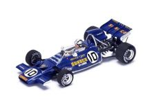 Spark Model S4294 McLaren M19A #10 Sunoco Penske/White Racing 'Mark Donohue' 3rd pl Canadian Grand Prix 1971